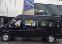 Bán ô tô Ford Transit sản xuất 2016, màu đen, giá 250tr