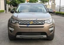 Bán xe Discovery Sport HSE Luxury 2.0, nội thất da bò, nhập khẩu chính hãng, giá tốt