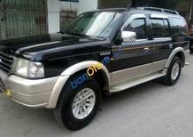 Bán xe Ford Everest đời 2005, màu đen, 345 triệu