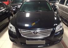 Cần bán gấp Toyota Camry LE sản xuất 2007 màu đen, 630 triệu