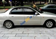 Bán ô tô Daewoo Lanos đời 2002, màu bạc