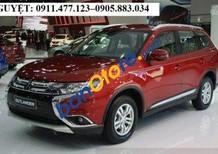 Bán xe Mitsubishi Outlander mới đời 2016, màu đỏ, nhập khẩu chính hãng - Lh Lê Nguyệt: 0911.477.123