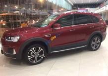 Chevrolet Captiva REVV 2017, trả trước 10% giá trị xe, thủ tục đơn giản, giảm 24 triệu tiền mặt khi mua xe