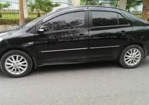 Gia đình bán xe Vios E màu đen sx 2010. lh chính chủ Hoàng Anh 0949842883