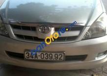 Cần bán xe Toyota Innova sản xuất 2008, 480tr