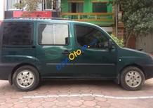 Bán Fiat Doblo đời 2004, màu xanh lam chính chủ
