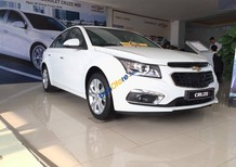 Bán xe Chevrolet Cruze 1.8 LTZ đời 2017, màu trắng, ưu đãi tháng 01/2017 lên tới 30 triệu đồng. Liên hệ: 0936114988