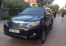 Bán xe Toyota Fortuner 2.5G đời 2012, xe chính chủ