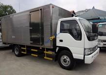 Bán xe tải 4,9 tấn JAC 5 tấn giá 425 triệu thùng bạt, kín Thái Bình 0964674331