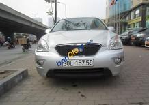 Bán ô tô Kia Carens đời 2012, màu bạc
