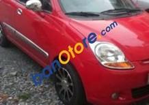 Chính chủ bán xe cũ Chevrolet Spark van đời 2012, màu đỏ, giá 180tr
