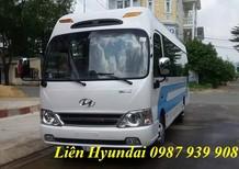 Cần bán Hyundai County thân dài tracomeco đời 2016, xe nhập