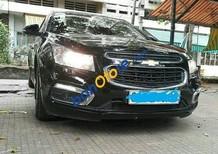 Bán Chevrolet Cruze LT đời 2016, màu đen, nhập khẩu