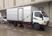 Giá bán xe tải Thaco Hyundai HD650 tải trọng 7 tấn