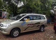 Bán Toyota Innova đời 2008 xe gia đình