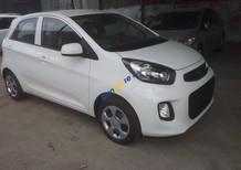 Cần bán xe Kia Morning 1.0 MT sản xuất 2016, màu trắng, giá 327tr