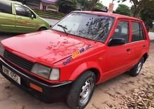 Bán Daihatsu Charade đời 1986, màu đỏ, nhập khẩu số sàn