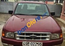 Cần bán lại xe Ford Ranger sản xuất 2001, màu đỏ chính chủ