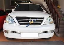 Bán xe cũ Lexus GX470 đời 2002, màu trắng, nhập khẩu