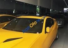 Cần bán lại xe Hyundai Genesis 2.0T sản xuất 2013, màu vàng, nhập khẩu