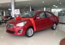 Xe Sedan Attrage 2017, bán xe Attrage CVT 2017 nhập khẩu 0982.455.567