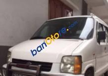 Chính chủ bán Suzuki Wagon R đời 2002, màu trắng, giá chỉ 99 triệu