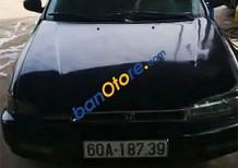 Bán xe Honda Accord màu đen đời 1991, xe đang sử dụng tốt, hàng Mỹ