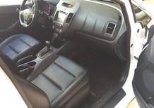 Cần bán xe Kia K3 1.6 AT 2016, màu trắng, giá 418tr