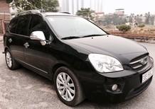 Bán Kia Carens sản xuất 2012, màu đen, số tự động giá cạnh tranh