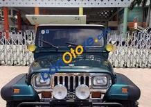 Cần bán xe Jeep Wrangler năm 1995, nhập khẩu chính hãng số sàn, 440tr