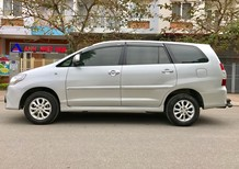 Gia đình tôi cần bán chiếc xe Innova 2.0E mầu bạc đời 2015 số sàn chính tên, đúng chủ bán