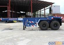 Bán rơ moóc Tân Thanh Xương 20 feet, 2 trục, tải trọng 22 tấn 2016 giá 300 triệu  (~14,286 USD)