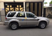 Bán Ford Escape AT đời 2012, màu bạc, giá 555tr