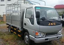 Chỉ cần có 80 triệu có ngay xe tải JAC 2T4 vào thành phố, hỗ trợ trả góp 80%