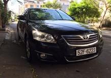 Bán Toyota Camry 2.4G đời 2008, màu đen xe đẹp gia đình dùng kỹ