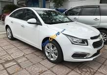 Bán xe Chevrolet Cruze LTZ 2017, màu trắng, ưu đãi giá tốt, LH: 0901027102 Huyền Chevrolet