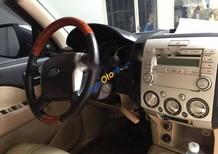 Cần bán Ford Everest MT 2009, màu bạc