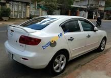 Bán Mazda 3 1.6AT đời 2005, màu trắng