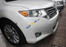 Bán Toyota Venza 2.7 đời 2009, màu trắng, xe nhập