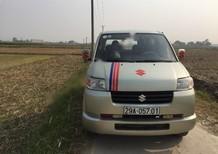 Cần bán lại xe Suzuki APV đời 2006 chính chủ