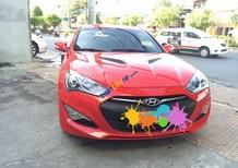 Hyundai Genesis 2.0T, Sx 2012, màu đỏ, nhập khẩu