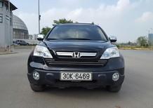 Bán Honda CRV mầu đen, nhập khẩu nguyên chiếc mới tinh năm 2008, chính chủ tên cá nhân từ đầu