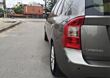Cần bán lại xe Kia Carens 2.0AT đời 2011, màu xám, 475 triệu