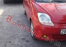 Bán Daewoo Matiz suppe đời 2005, màu đỏ, nhập khẩu Hàn Quốc chính chủ, giá chỉ 180 triệu