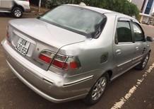 Cần bán lại xe Fiat Albea 1.6 HLX đời 2004, màu bạc