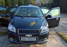 Cần bán xe cũ Chevrolet Aveo đời 2014, màu đen, 330tr