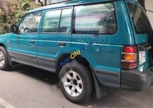 Bán Mitsubishi Pajero năm 1997, màu xanh lam, nhập khẩu chính hãng, giá 148tr