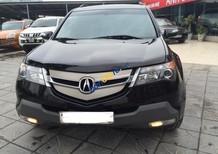 Cần bán Honda Acura đời 2007, màu đen, nhập khẩu
