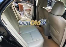 Bán xe Toyota Corolla altis 1.8G MT sản xuất 2010, màu đen, ít sử dụng