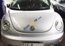 Bán Volkswagen New Beetle đời 2007, màu bạc